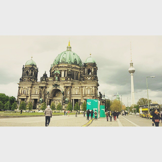 Berlin, sua linda