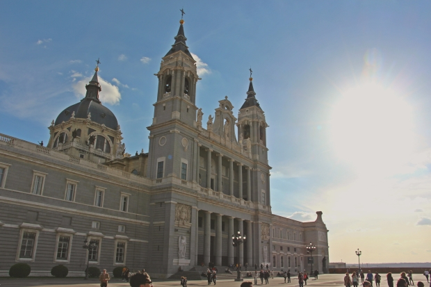 Madrid, outra linda